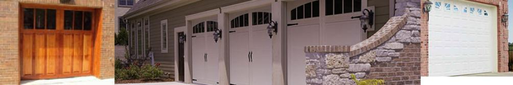 Carriage House Doors and Residential Garage Doors